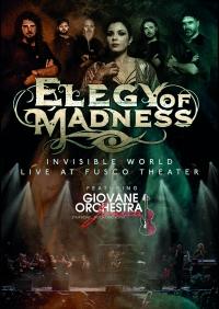 DVD Invisible World Live at Fusco Theater