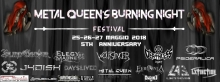 METAL QUEEN BURNING NIGHT FESTIVAL