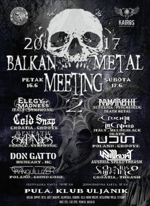 Elegy of Madness confirmed at Balkan Metal Meeting 2