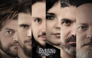 "Elegy of Madness w/GOJ Symphonic Orchestra. Worldwide release of ""Invisible World"""