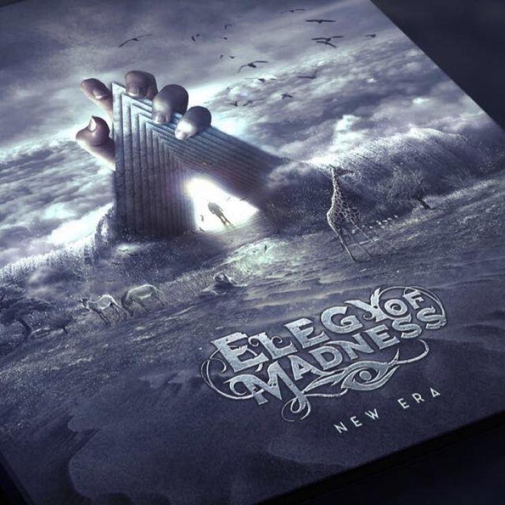 "ELEGY OF MADNESS ANNOUNCE RELEASE DATES FOR ""APOKALYPSIS"" AND ""NEW ERA"""