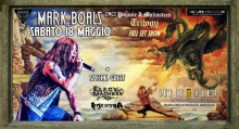 MARK BOALS Malmsteen Trilogy Live + Elegy Of Madness
