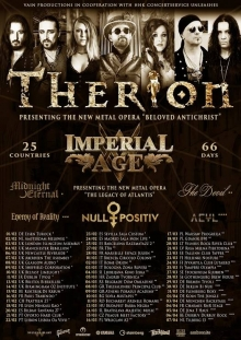 OPENING FOR THERION