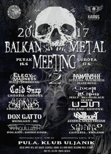 BALKAN METAL MEETING 2