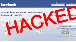Hacked Facebook Account