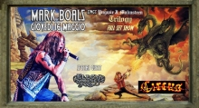 MARK BOALS Sings Yngwie Malmsteen Special Guest : Elegy Of Madness